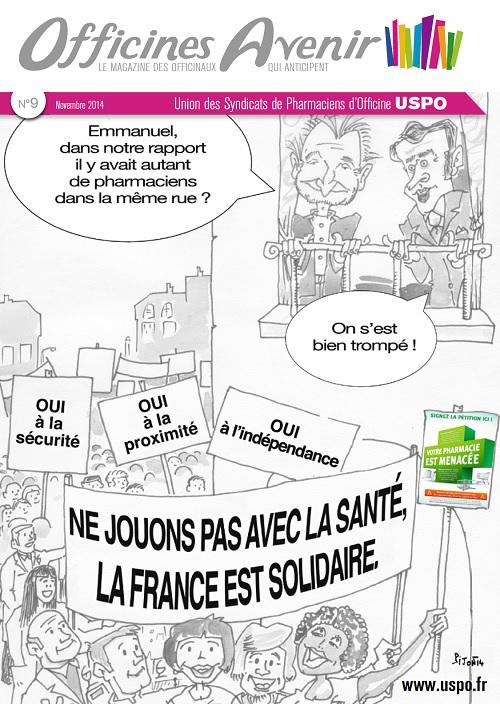 Officines Avenir n°9