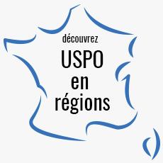 Découvrez USPO en régions